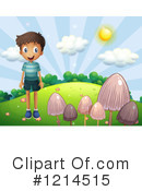 Boy Clipart #1214515 by Graphics RF
