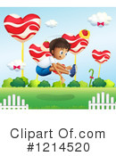 Boy Clipart #1214520 by Graphics RF