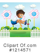 Boy Clipart #1214571 by Graphics RF