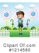 Boy Clipart #1214580 by Graphics RF