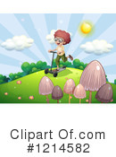 Boy Clipart #1214582 by Graphics RF