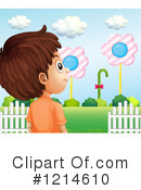 Boy Clipart #1214610 by Graphics RF