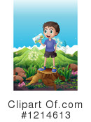 Boy Clipart #1214613 by Graphics RF