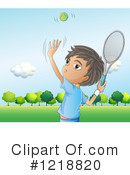 Boy Clipart #1218820 by Graphics RF