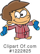 Boy Clipart #1222825 by toonaday