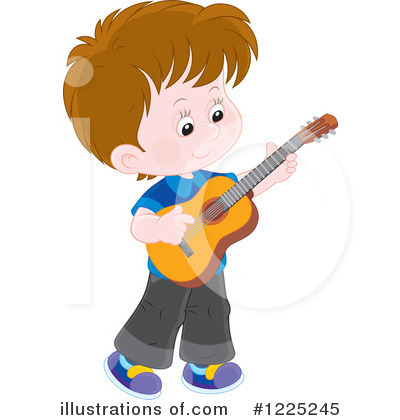 Music Clipart #1225245 by Alex Bannykh
