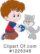 Boy Clipart #1226348 by Alex Bannykh