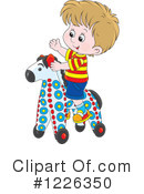 Royalty-Free (RF) Boy Clipart Illustration #1226350