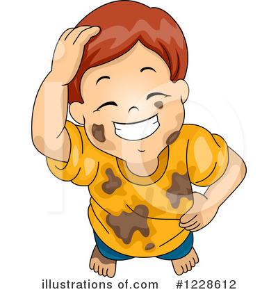 Boys Clipart #1228612 by BNP Design Studio