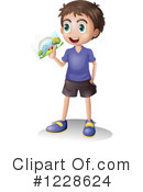 Boy Clipart #1228624 by Graphics RF