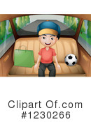Boy Clipart #1230266 by Graphics RF