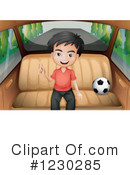 Boy Clipart #1230285 by Graphics RF