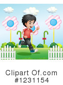 Boy Clipart #1231154 by Graphics RF