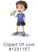 Boy Clipart #1231157 by Graphics RF