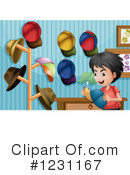 Boy Clipart #1231167 by Graphics RF