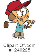 Boy Clipart #1240225 by toonaday