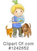 Boy Clipart #1242652 by BNP Design Studio