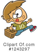 Boy Clipart #1243297 by toonaday