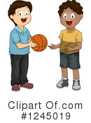 Boy Clipart #1245019 by BNP Design Studio