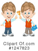 Boy Clipart #1247823 by merlinul