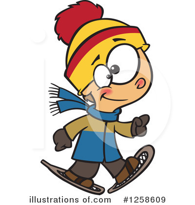 Royalty-Free (RF) Boy Clipart Illustration by toonaday - Stock Sample #1258609