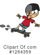 Royalty-Free (RF) Boy Clipart Illustration #1264359