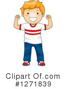 Boy Clipart #1271839 by BNP Design Studio