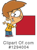Royalty-Free (RF) Boy Clipart Illustration #1294004