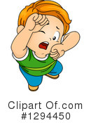 Boy Clipart #1294450 by BNP Design Studio