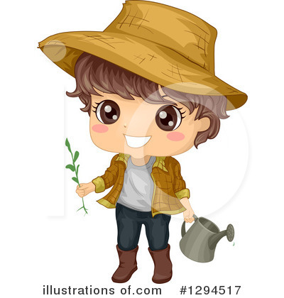 Gardening Clipart #1294517 by BNP Design Studio