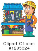 Boy Clipart #1295324 by visekart