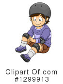Royalty-Free (RF) Boy Clipart Illustration #1299913