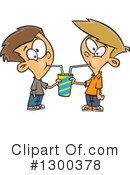 Boy Clipart #1300378 by toonaday