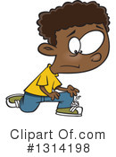 Boy Clipart #1314198 by toonaday
