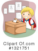 Boy Clipart #1321751 by BNP Design Studio