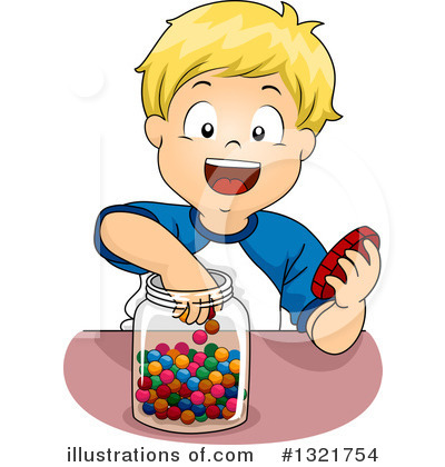 Candy Clipart #1321754 by BNP Design Studio
