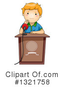 Royalty-Free (RF) Boy Clipart Illustration #1321758