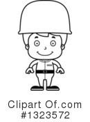 Boy Clipart #1323572 by Cory Thoman