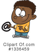 Boy Clipart #1336459 by toonaday