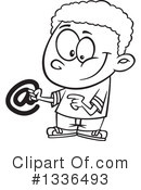 Boy Clipart #1336493 by toonaday