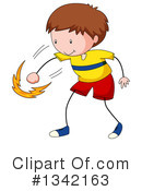 Boy Clipart #1342163 by Graphics RF