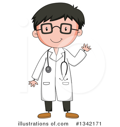Doctor Clipart #1342171 by Graphics RF