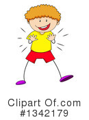 Boy Clipart #1342179 by Graphics RF