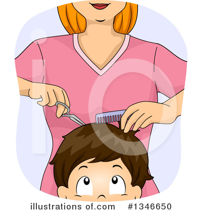 Hair Care Clipart #1346650 by BNP Design Studio