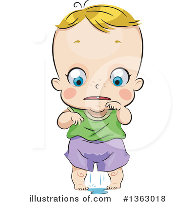 Potty Training Clipart #1363018 by BNP Design Studio