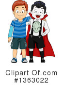 Royalty-Free (RF) Boy Clipart Illustration #1363022
