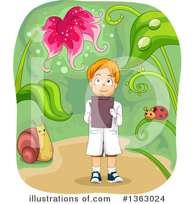 Scientist Clipart #1363024 by BNP Design Studio