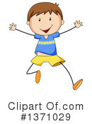 Boy Clipart #1371029 by Graphics RF