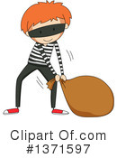 Royalty-Free (RF) Boy Clipart Illustration #1371597