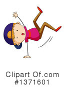 Boy Clipart #1371601 by Graphics RF
